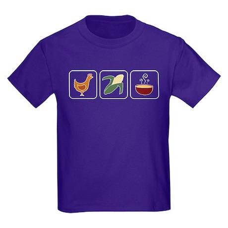 Kids Chicken Corn Soup II T-Shirt