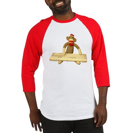 Code Monkey Baseball Jersey