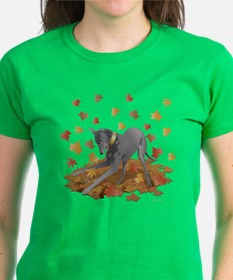 Playful Greyhound T-Shirt