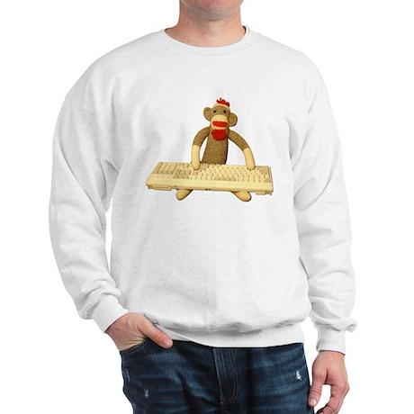 Code Monkey Sweatshirt