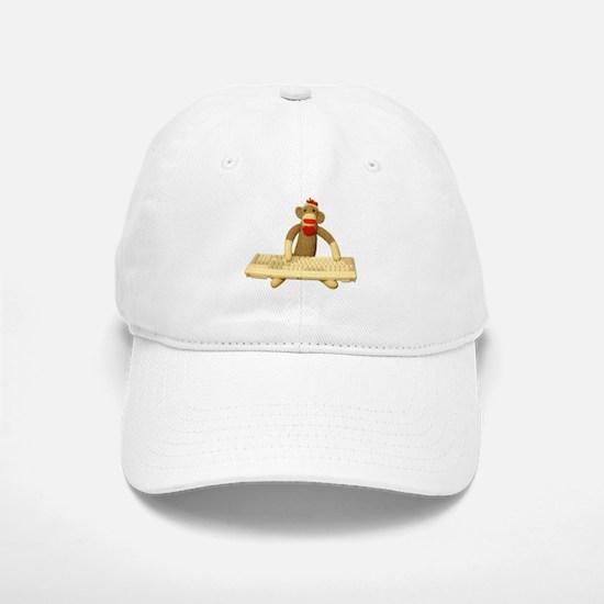 Code Monkey Baseball Baseball Cap