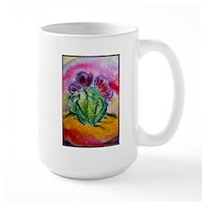 Cactus! Colorful southwest art! Mug