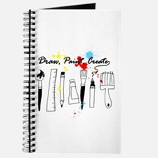 Draw Paint Create (Color) Journal