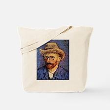 VanGough Incognito Tote Bag