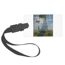 Boldly Going...Monet Luggage Tag