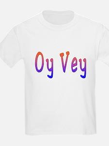 Yiddish Oy Vey T-Shirt