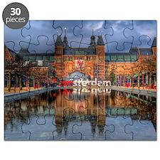 I Heart Amsterdam Puzzle