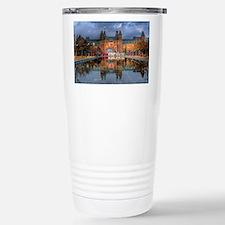 I Heart Amsterdam Stainless Steel Travel Mug