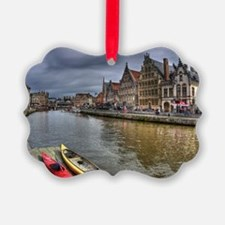 Charming Gent Ornament