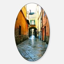 Streets of Lucca Decal