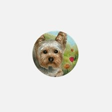Dog 117 Mini Button