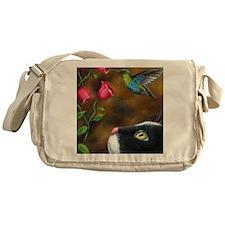 Cat 571 Messenger Bag