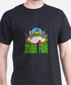 zombie frog T-Shirt
