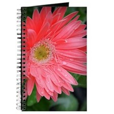 Pink Flower Journal