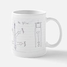 The Splitter Mug