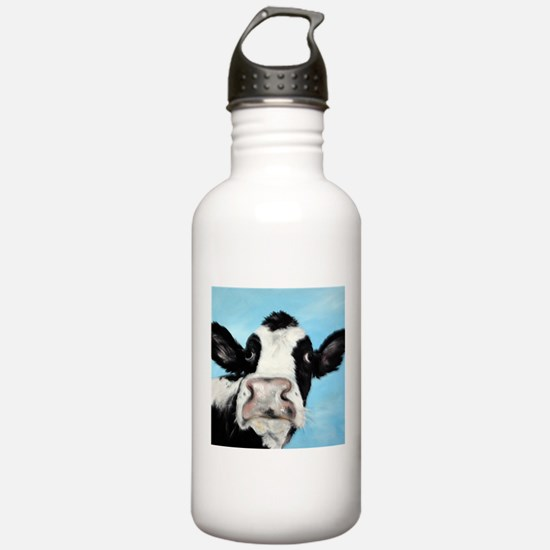 Whose Coo? Sports Water Bottle