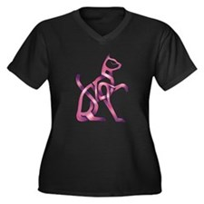 Kitty Goddess Proportioned T-Shirt