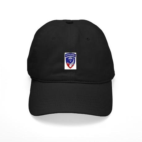 187th Regimental Combat Team.. Black Cap
