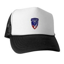 187th Regimental Combat Team.. Trucker Hat