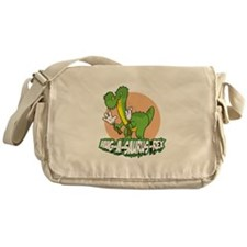 Hug-A-Saurus-Rex Messenger Bag