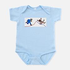 Stock Chart Infant Bodysuit