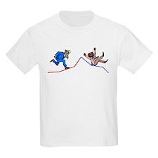 Stock Chart Kids T-Shirt