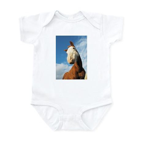 Curious Horse Infant Bodysuit