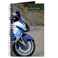 Hwy 1 Busa - Pashnit Notebook