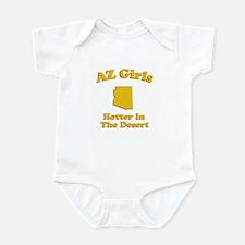 AZ Girls Infant Bodysuit