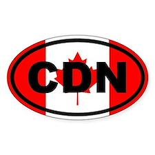Canada CDN Decal