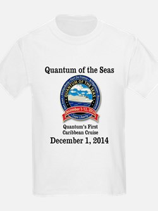 Quantum Dec 1 (pin plus print) T-Shirt