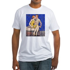 Kissing & Fishing Shirt