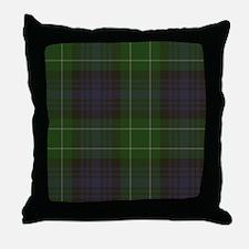 Abercrombie Tartan Throw Pillow