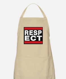 respect red Apron