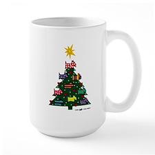 SCOTTISH TERRIER CHRISTMAS TREE Mug
