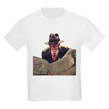 Black Mask Kids T-Shirt