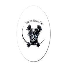 Skye Terrier IAAM Wall Decal