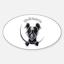 Skye Terrier IAAM Decal