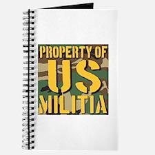 Property of US Militia Journal