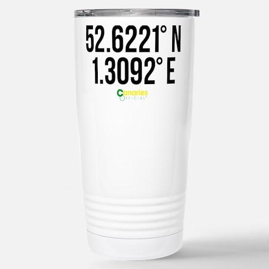 Norwich Canaries Travel Mug