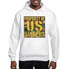 Property of US Rangers Hoodie