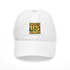 Property of US Rangers Baseball Cap
