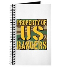 Property of US Rangers Journal