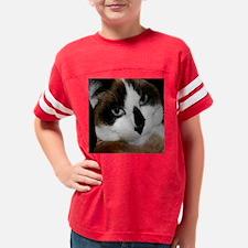 SimonPlain6x6-a Youth Football Shirt