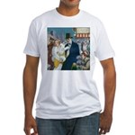 Cabaret Stories Fitted T-Shirt