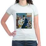 Cabaret Stories Jr. Ringer T-Shirt