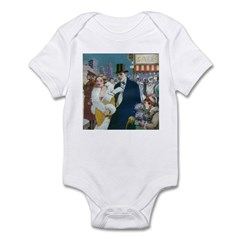 Cabaret Stories Infant Bodysuit