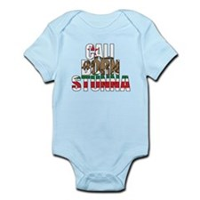 Cali Bear Born Stunna Body Suit