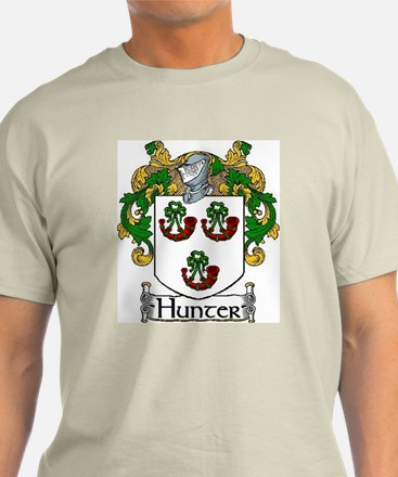 Hunter Coat of Arms T-Shirt