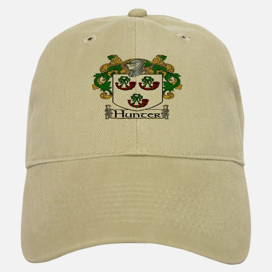 Hunter Coat of Arms Baseball Baseball Baseball Cap